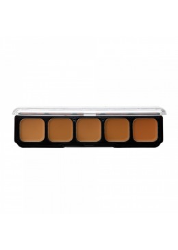 CRÈME TO POWDER FOUNDATION TESTER KIT