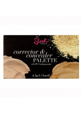 CORRECTOR AND CONCEALER