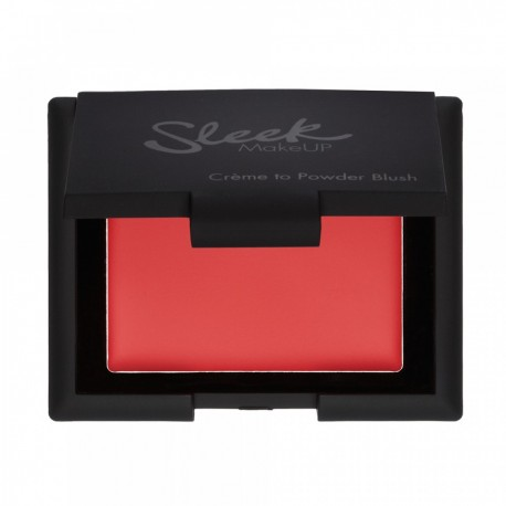 Crème To Powder Blush CRIMSON