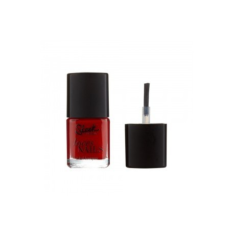 SLEEK MAKEUP LOVES NAILS IN RED SNAPPER