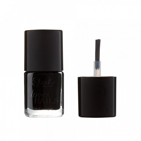 SLEEK MAKEUP LOVES NAILS IN RAVEN